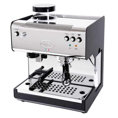 Quick Mill SemiAutomatic Superiore 02835 with coffee grinder