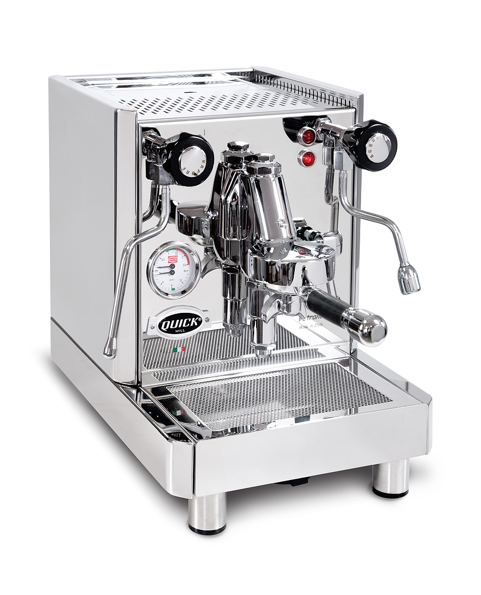 Quick Mill Coffee Machine Traditional NEW Vetrano