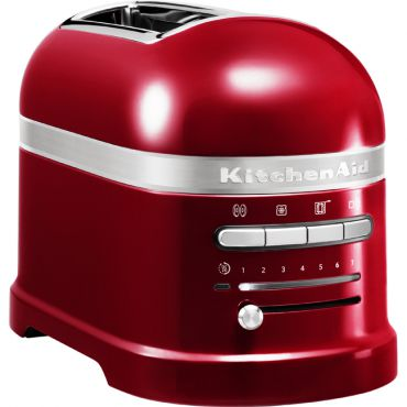 KitchenAid TOASTER 2-SLICES 5KMT2204 -Candy Apple