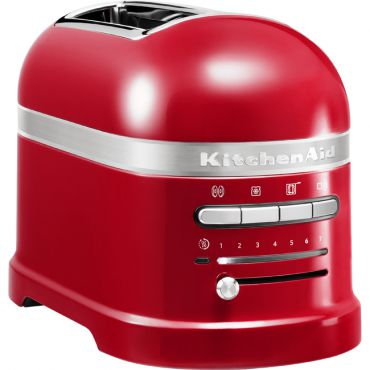 KitchenAid TOASTER 2-SLICES 5KMT2204 -Empire Red