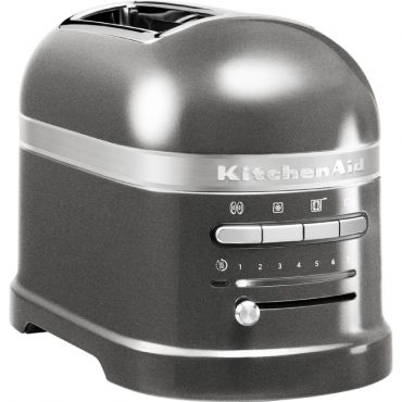KitchenAid TOASTER 2-SLICES 5KMT2204 -Medallion Silver