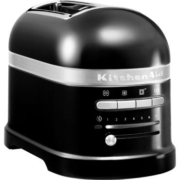 KitchenAid TOASTER 2-SLICES 5KMT2204 -Onyx Black