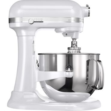 KitchenAid 6.9 L ARTISAN STAND MIXER 5KSM7580X -Frosted Pearl