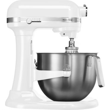 KitchenAid 6.9 L HEAVY DUTY STAND MIXER 5KSM7591X  -White