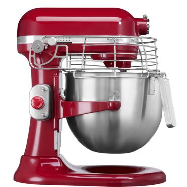 KitchenAid 6.9 L PROFESSIONAL STAND MIXER 5KSM7990X -Empire Red