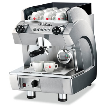Gaggia GD ONE Group Silver Ed.
