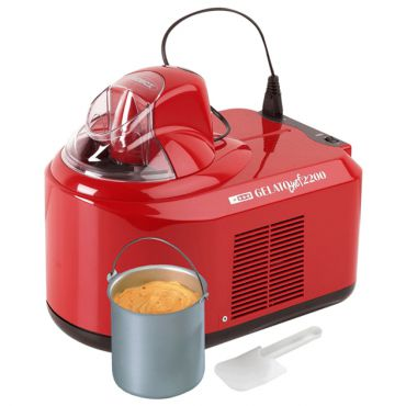 Nemox ice cream maker Chef 2200 Special Red Edition