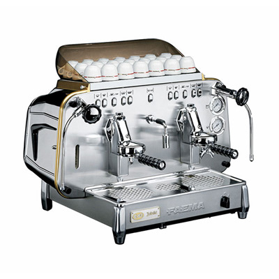 Faema coffee machine E61 Jubilé two groups automatic