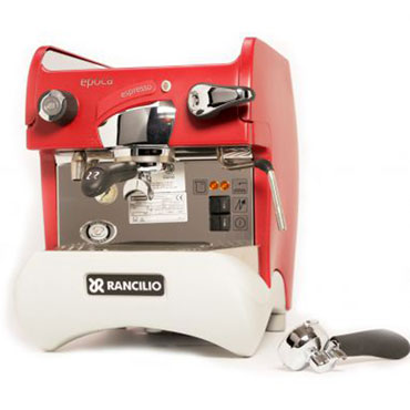 Rancilio Epoca Mod S One Group S Red Water Tank