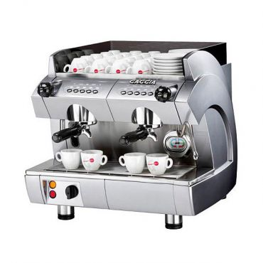 GAGGIA espresso machine GD two groups automatic Compact