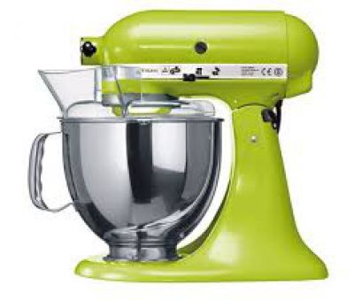 Kitchenaid Artisan Food Mixer Apple Green