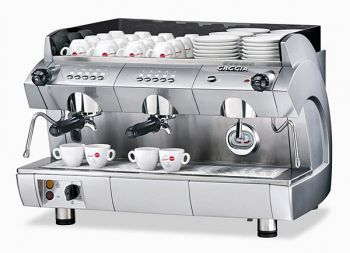 GAGGIA espresso machine GD two groups automatic