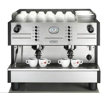 Gaggia XD Espresso Machine 2 group