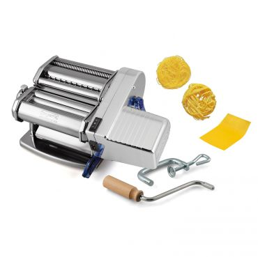 Imperia 650 Electric Pasta Machine with Electric Motor Easy Pasta