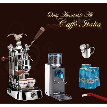 La Pavoni GRL package