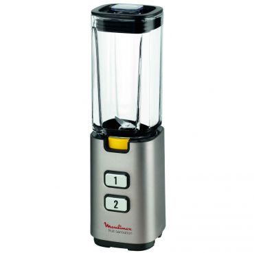 Moulinex Blender LM142A26 Fruit Sensation Silver