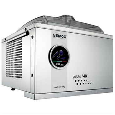 Nemox Gelato 4k touch ice cream makers