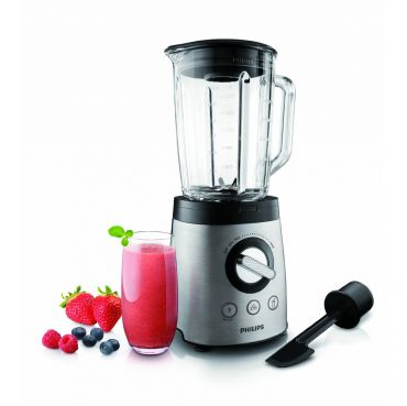 Philips Avance Glass Jar Blender with Spatula