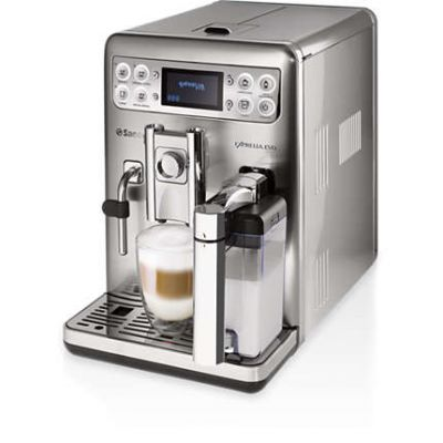 Saeco Exprelia EVO HD8858/01 coffee machine