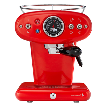 Francis & Francis Iperespresso Home X1 Anniversary Red