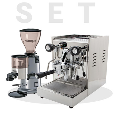 Quick MIll Anita coffee MACHINE AND GAGGIA MD58 Coffee Grinder