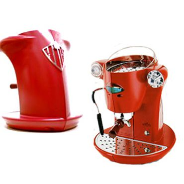 Elektra Nivola coffee machine Redrace for powder