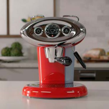 Francis Francis X7 Red Iperespresso