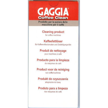 Gaggia Cleaning Tablets (Box 10 Pieces 120 tablets)