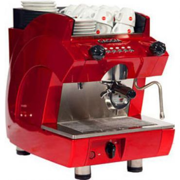 Gaggia GD one red