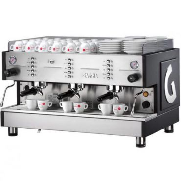 Gaggia XD Espresso Machine 3 group