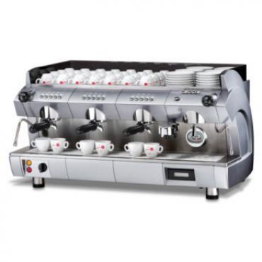 Gaggia GD three groups