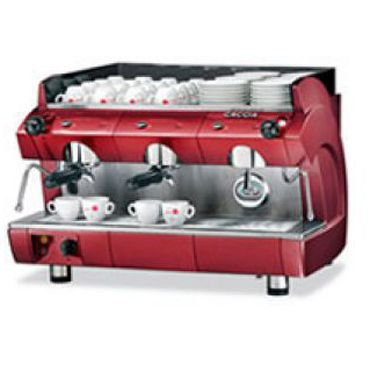 Gaggia Espresso Machine GE two groups