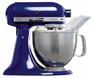 KitchenAid Artisan Food Mixer- Blue finish IKSM150PSA