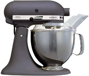 KitchenAid Artisan Food mixer- Grey finish