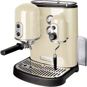 Kitchenaid Espresso Maker Cream Finish 5kes100bac
