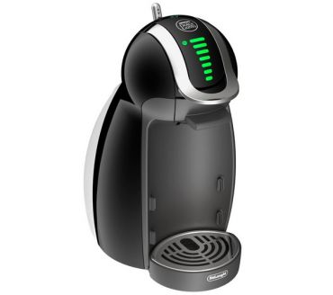 DeLonghi Dolce Gusto EDG465B Genio 2 Automatic Play & Select Hot Drinks Machine - Black