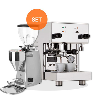PROFITEC ESPRESSO MACHINE PRO300 and MAZZER MINI ELECTRONICO TYPE A