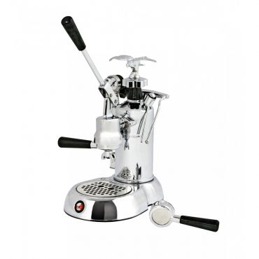 New La Pavoni Milano MLN Expo 2016 Chrome