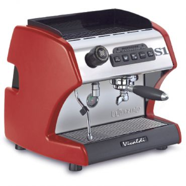 La Spaziale S1 II Mini Vivaldi Red