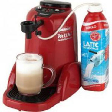 New Nemox Milki Capuccino Maker Special red Edition !
