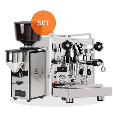 PROFITEC FILTER HOLDER ESPRESSO MACHINE PRO700 and PROFITEC ESPRESSO MILL PROT64