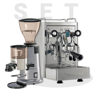 Faema Carisma S1 AND GAGGIA MD58 Coffee Grinder