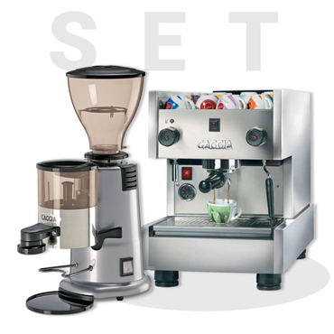 GAGGIA TS ET AND GAGGIA MD58 Coffee Grinder