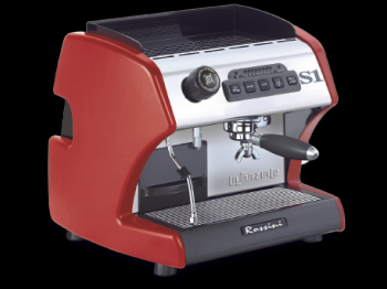 La Spaziale S1 Rossini Red