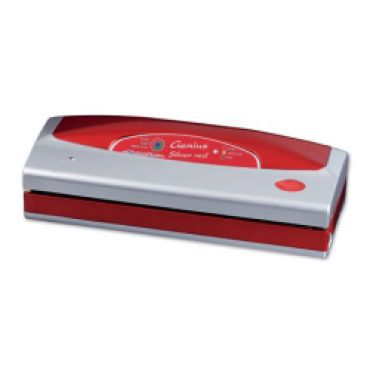 Magic Vac GENIUS SILVER RED - V402PK3
